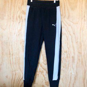 Puma • Black and White Sweatpants